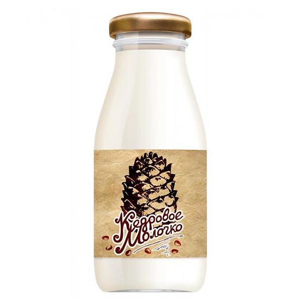 Молочко Сава 200 мл Кедровое с 12 мес<br>