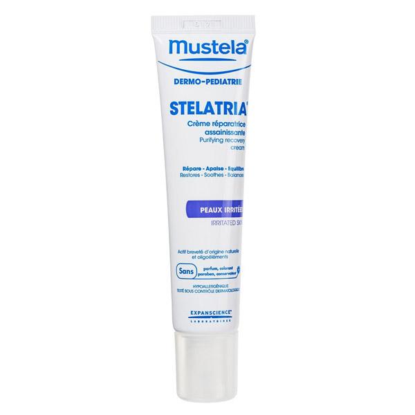 Крем-эмульсия восстанавливающая Stelatria Mustela 40мл<br>
