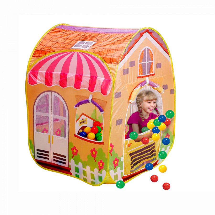Игровой Дом Calida Вилла + 100 шаров<br>