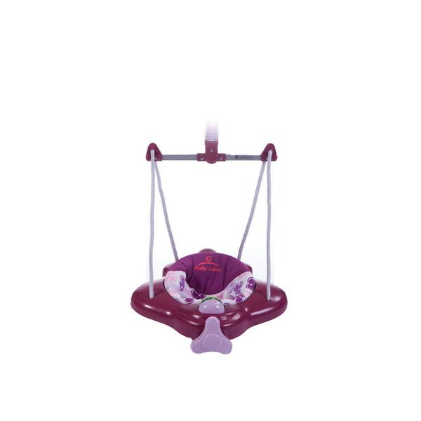 Прыгунки Baby Care Aero Raspberry Stripe<br>