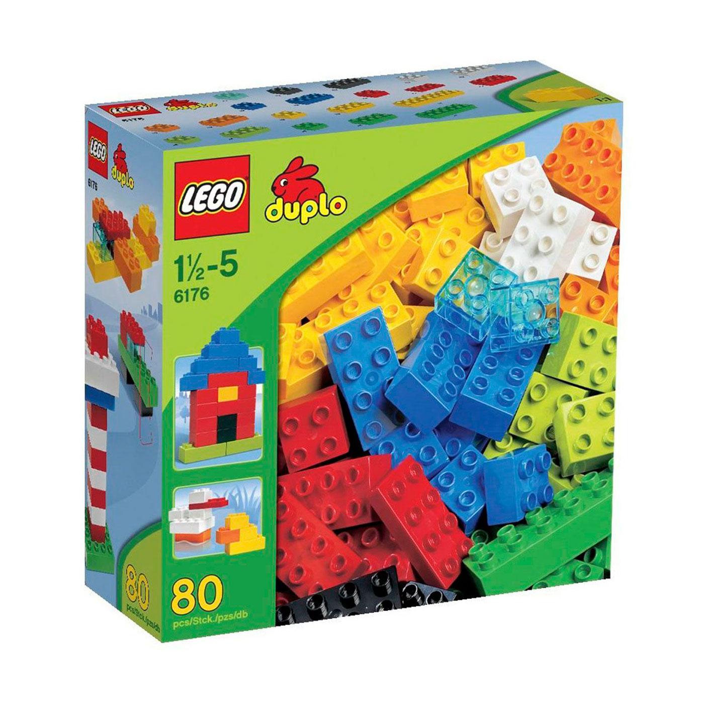 Конструктор LEGO Duplo 6176 Основные элементы<br>