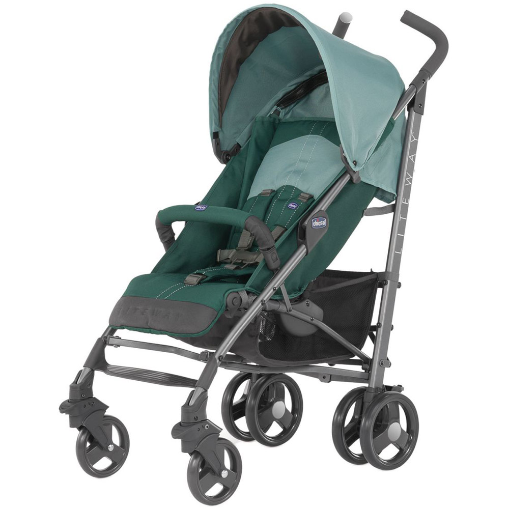 Коляска Chicco Lite Way 2 Top BB Green<br>