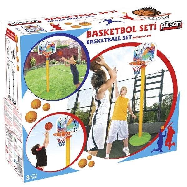 Баскетбольное кольцо Pilsan Регулируемое по высоте