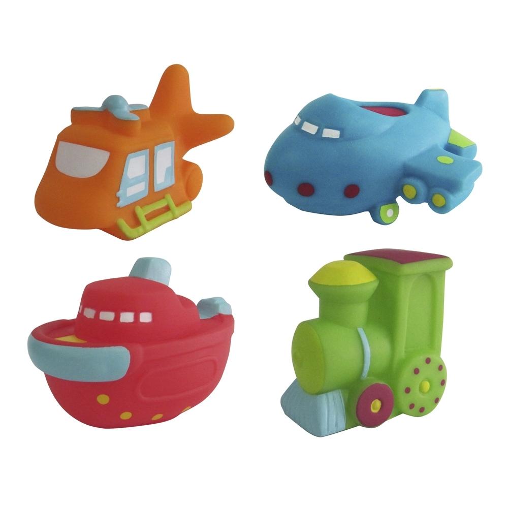 Набор игрушек ПОМА Транспорт 2