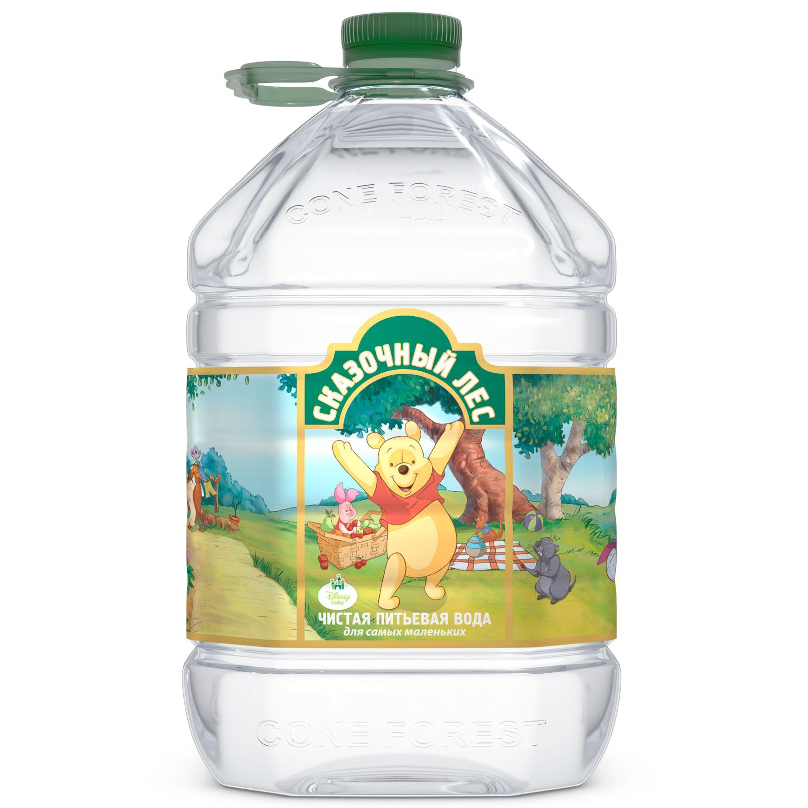 Вода детская Сказочный лес 5 л<br>