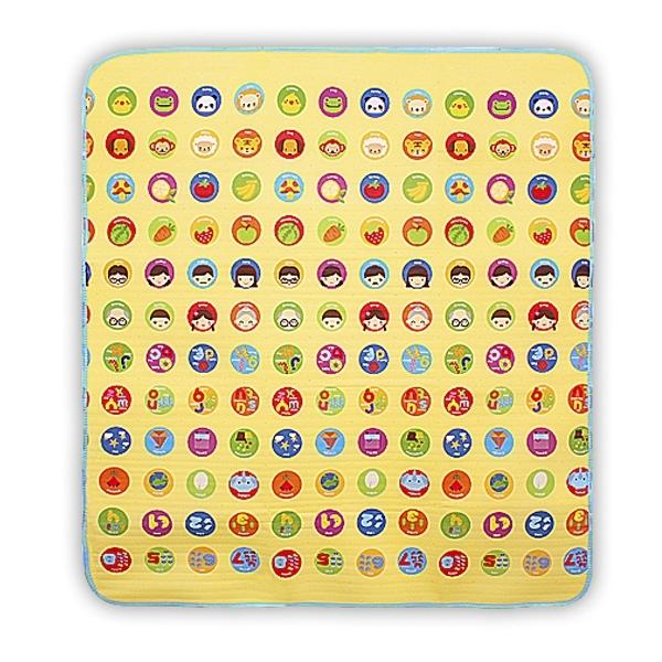 Детский развивающий коврик Mambobaby односторонний Игра 150х180х0.5<br>