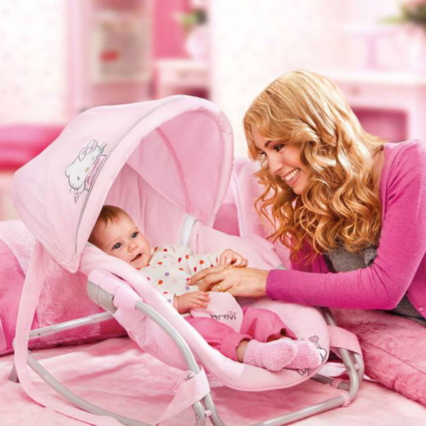 ������-������� Baby Brevi Rocker Hello Kitty ������ 558/451
