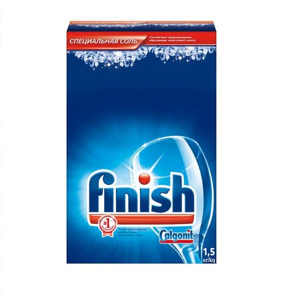 Соль Finish для посудомоечных машин 1,5 кг<br>