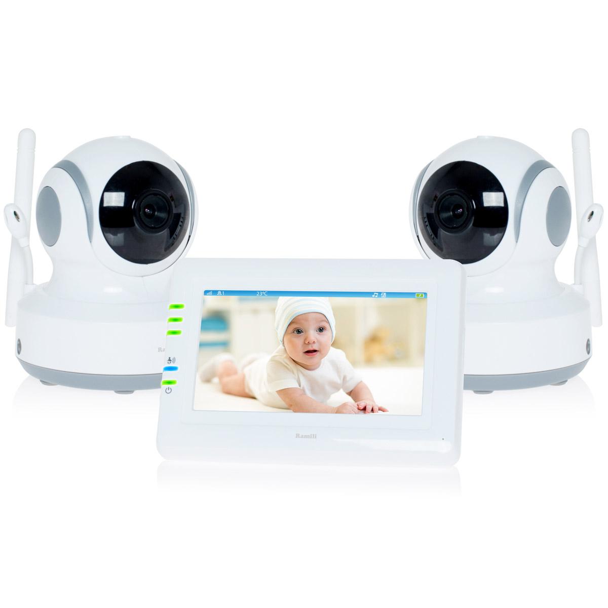 Видеоняня Ramili Baby RV900X2<br>