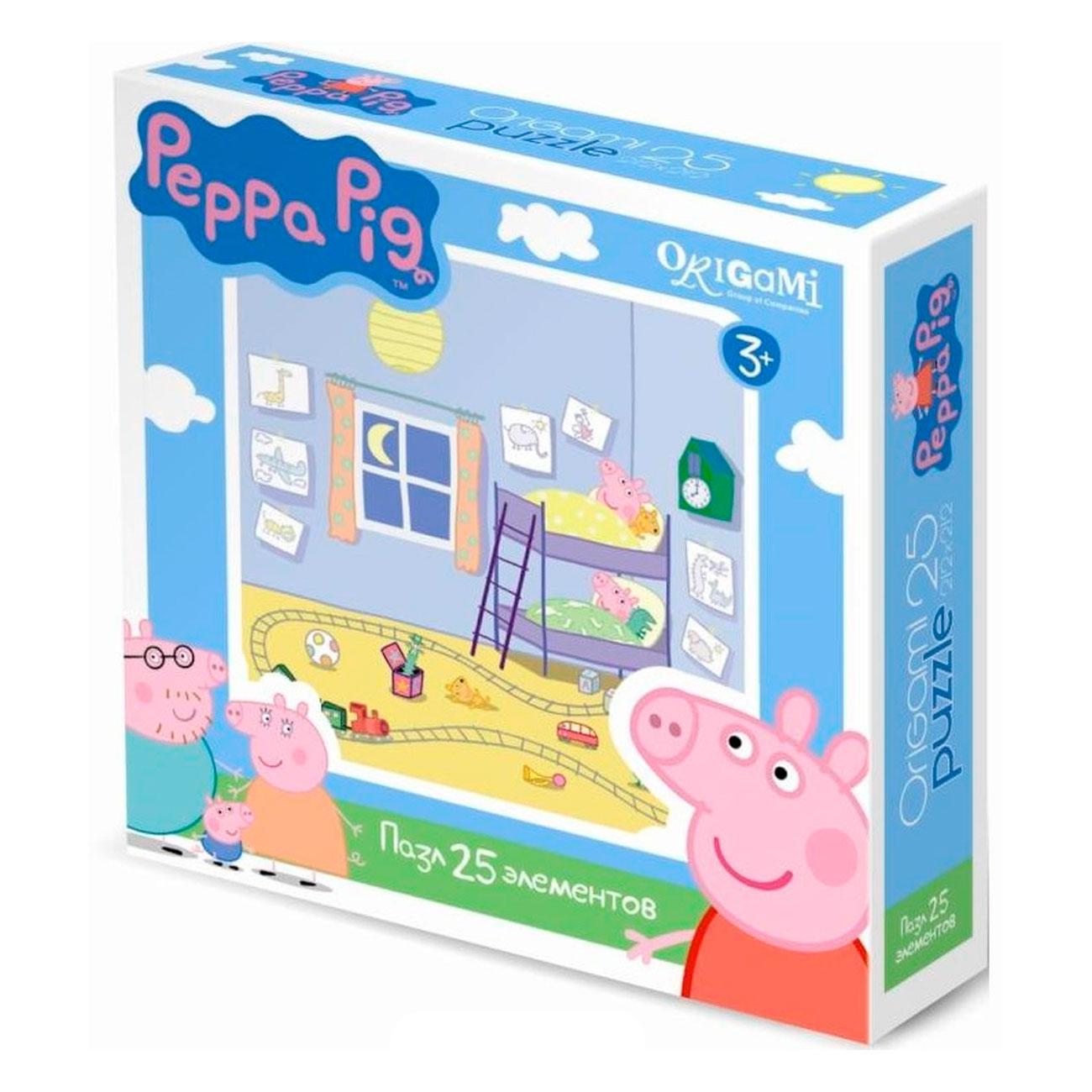 Пазл Origami Peppa Pig 1582<br>
