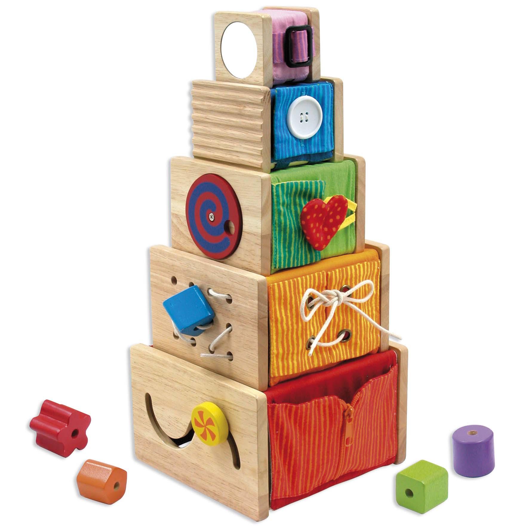Игровой набор I`m Toy 5 обучающих ящиков<br>