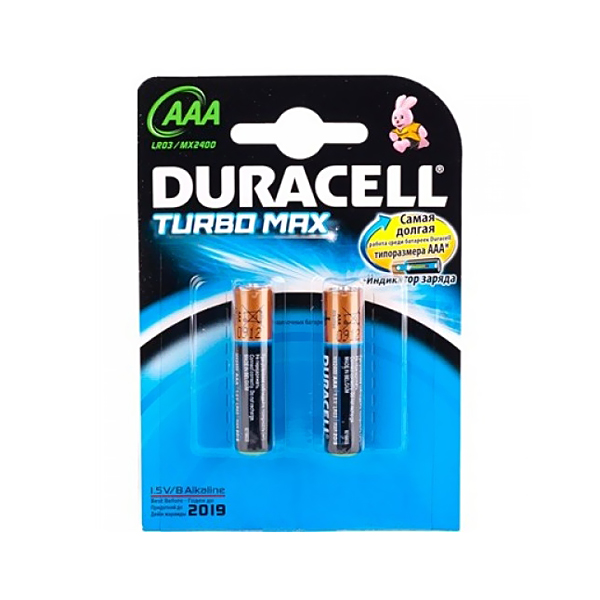 ��������� Duracell Turbo Max 2 ��. �A� (������������)