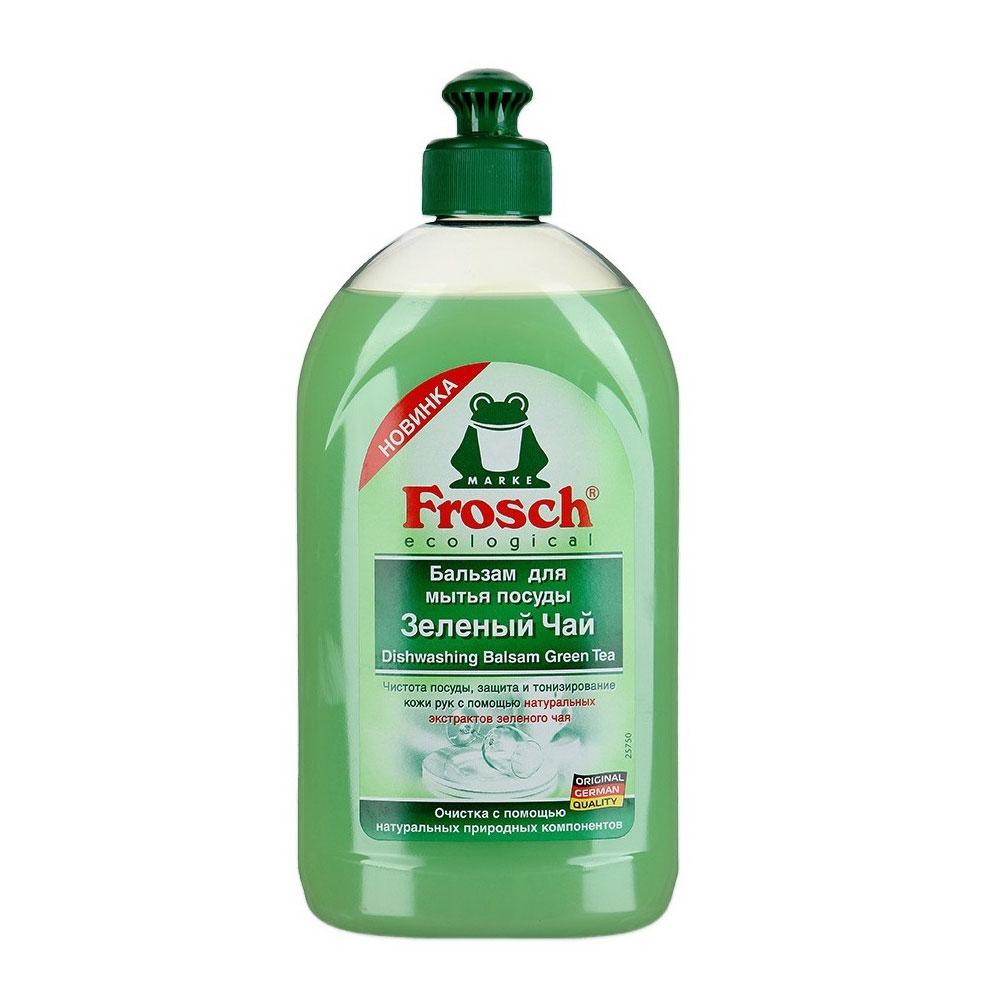Средство Frosch для мытья посуды Зеленый чай 500 мл<br>