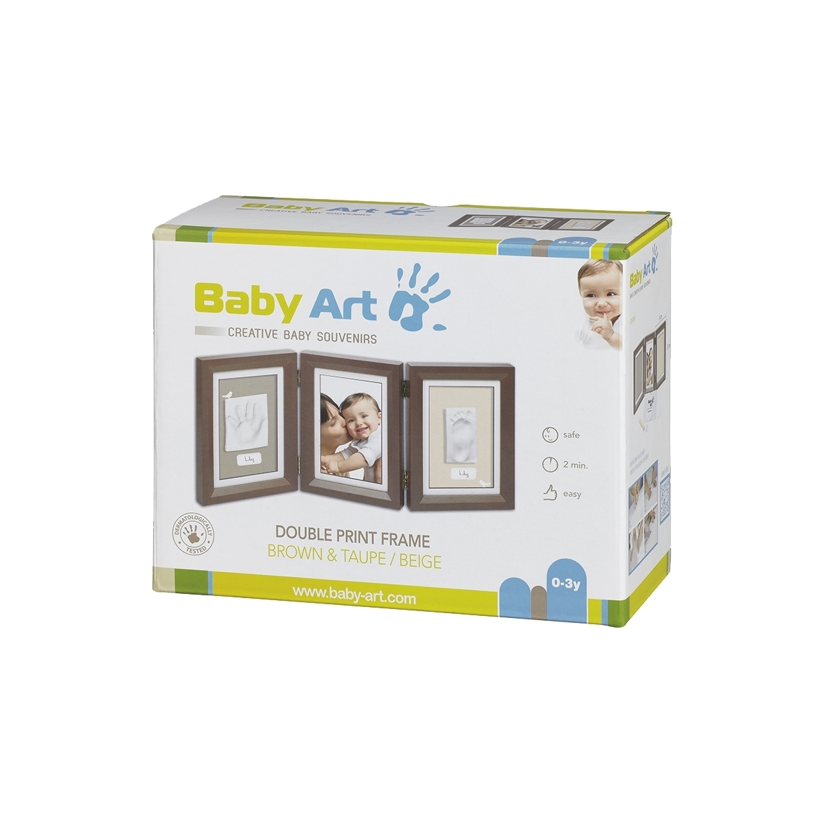 ������� Baby Art Double Print Frame (�������) �������
