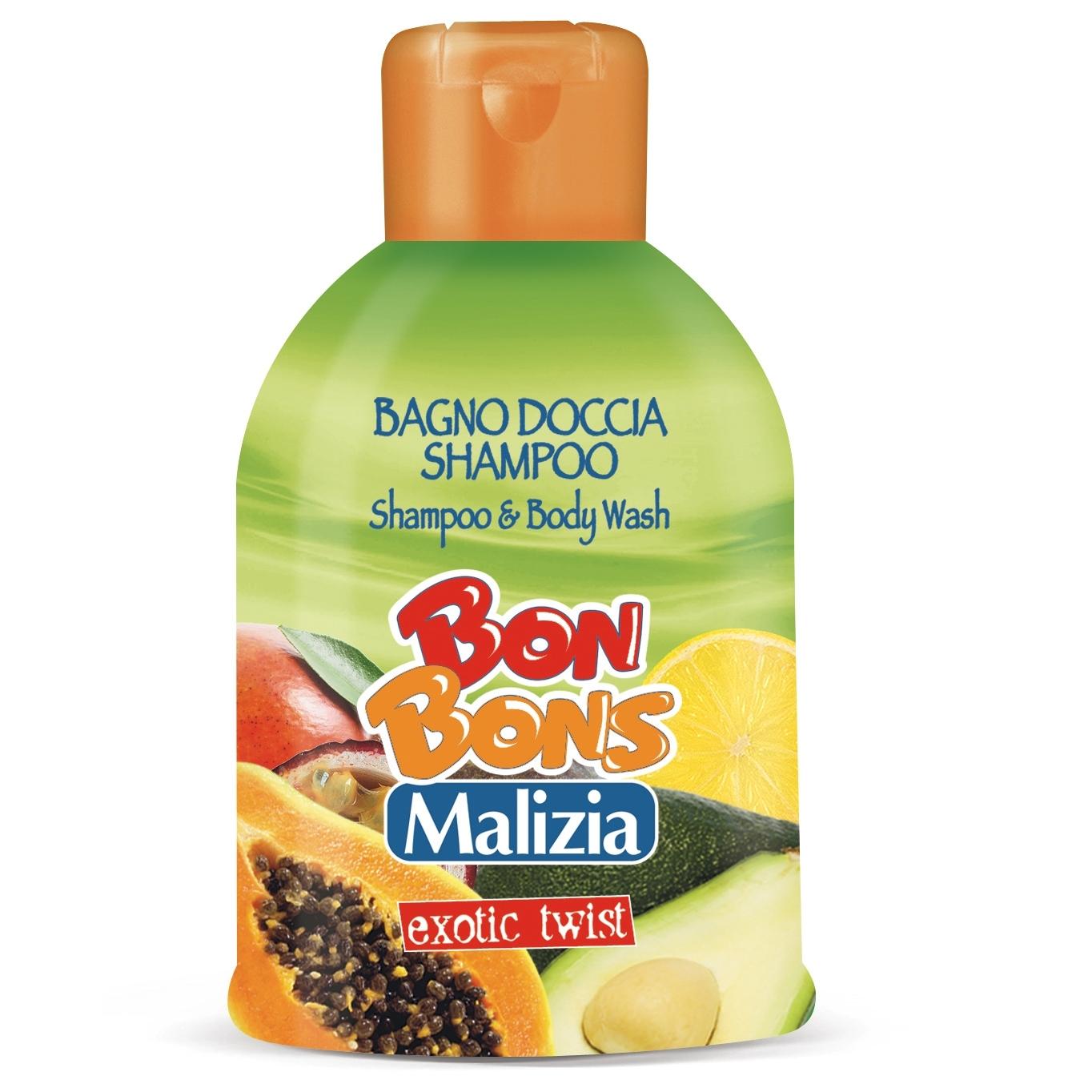 �������-���� Malizia Bon Bons ��� ���� Exotic Twist 500 ��