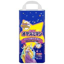 Трусики Moony для девочек ночные 13-25 кг (22 шт) Размер SPB
