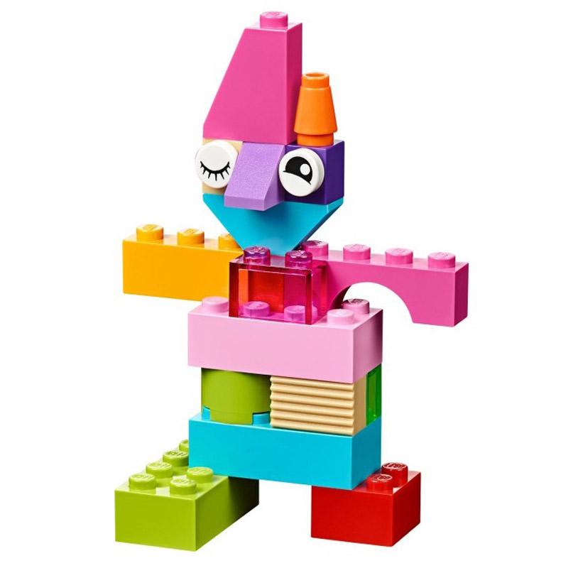 Конструктор LEGO Classic 10694 Дополнение к набору для творчества – пастельные цвета