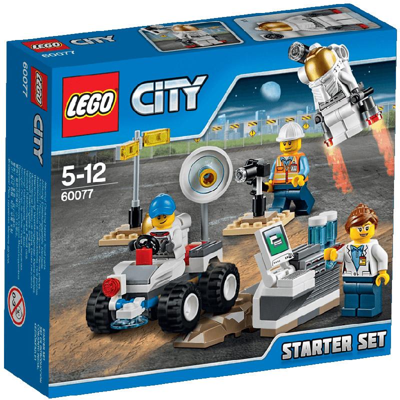 Конструктор LEGO City 60077 Набор Космос<br>