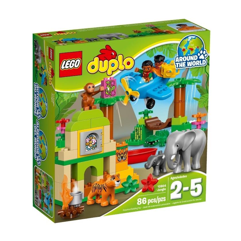 ����������� LEGO Duplo 10804 ������ �����: ����