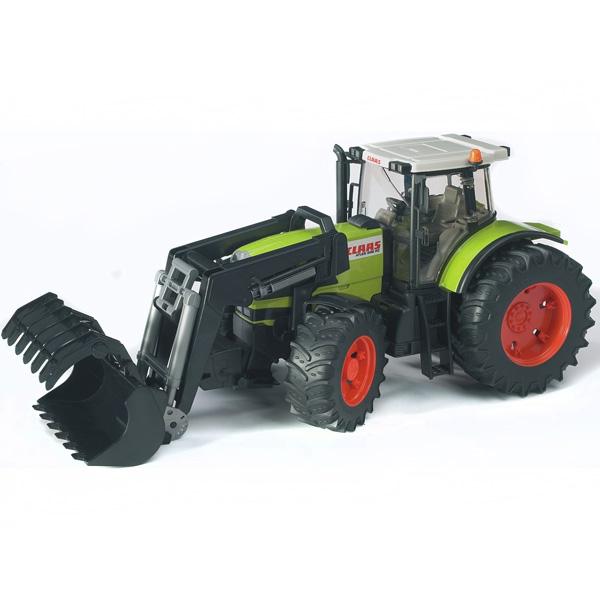Трактор Bruder Claas Atles 936 RZ с погрузчиком<br>