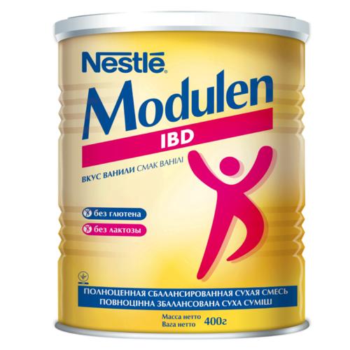 Смесь Nestle Modulen IBD 400 гр с 5 лет<br>