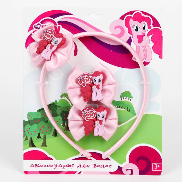 Аксессуары для волос My Little Pony Набор аксессуаров<br>