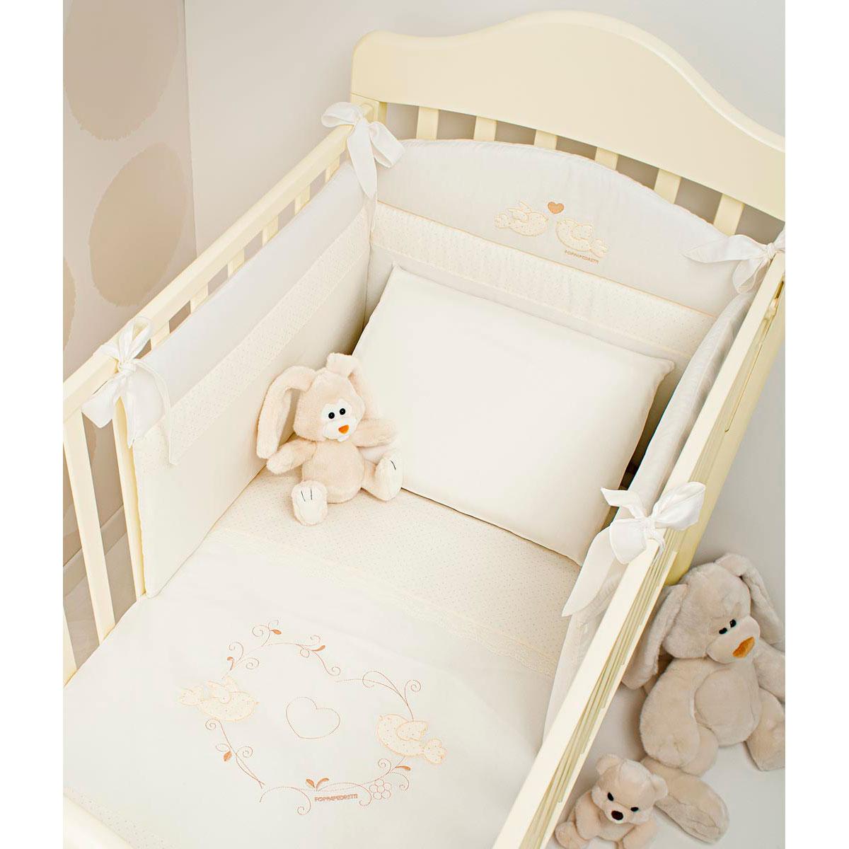 Комплект Foppapedretti Baby Nido Duvet Set 4 предмета<br>