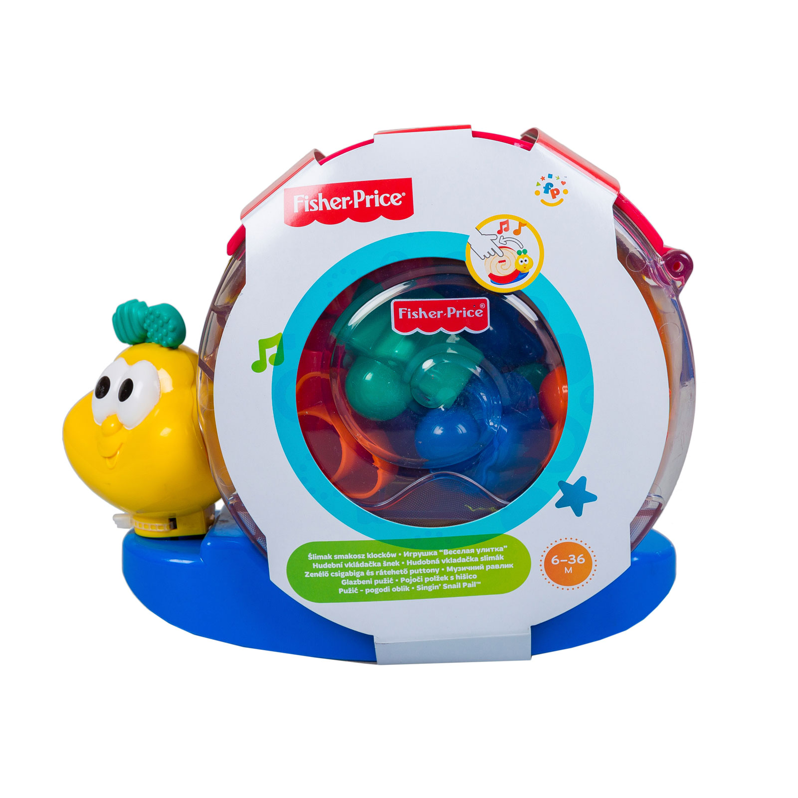 ����������� ������� Fisher Price ������ ������ � 6 ���