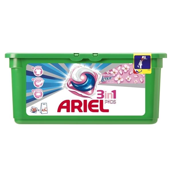 ������� Ariel ��� ������ Lenor Fresh 30 � 28,8 ��