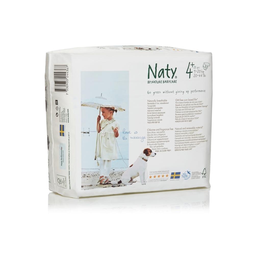 ���������� Naty 9-20 �� (25 ��) ������ 4+