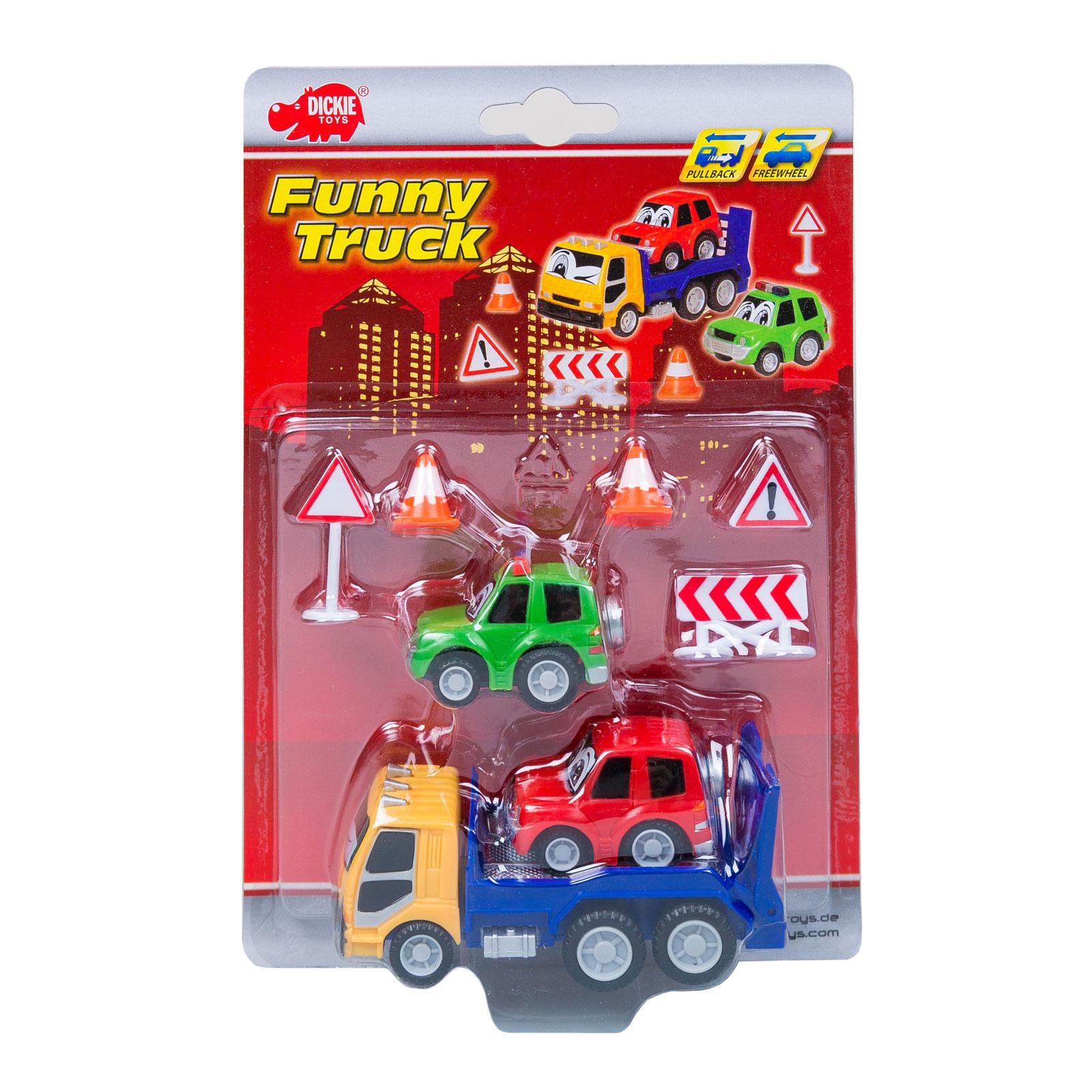 ����������� ������� Dickie Toys ����� ������� � 3 ���. (+ ����� ��������� ��������)