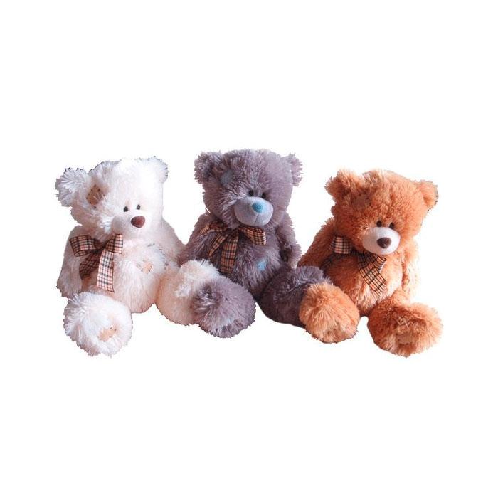 Мягкая игрушка Plush Apple Медведь с заплаткой<br>