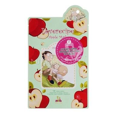 Маска для лица Sallys Box с экстрактом яблока
