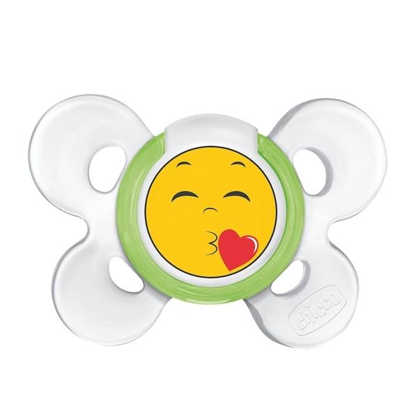 Пустышка Chicco Physio Comfort Smile С 6 до 12 мес<br>