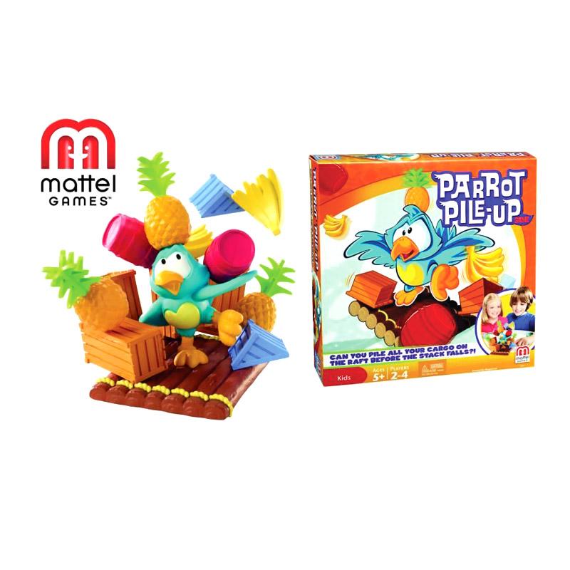 Настольная игра Mattel Games Попугай на плоту<br>