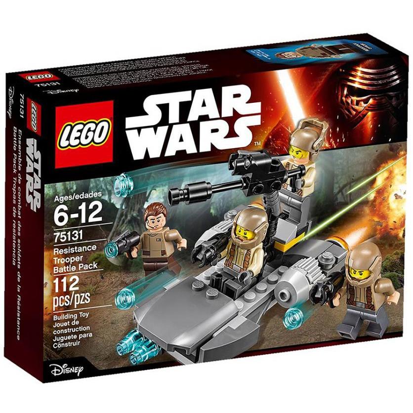 ����������� LEGO Star Wars 75131 ������ ����� �������������