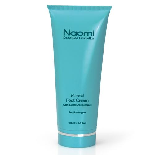 Крем для ног NAOMI с минералами Мертвого моря 100 мл<br>