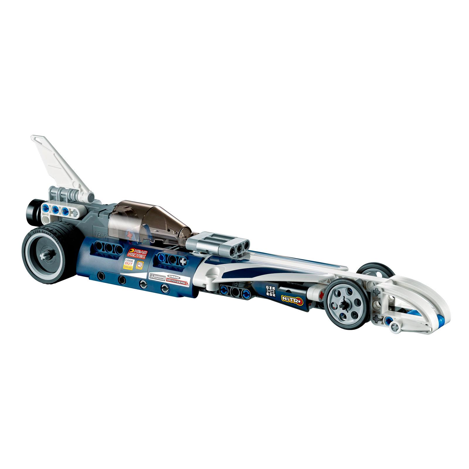 Конструктор LEGO Technic 42033 Рекордсмен<br>