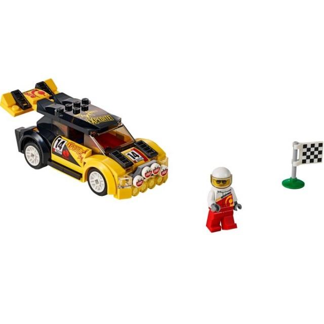 Конструктор LEGO City 60113 Гоночный автомобиль<br>