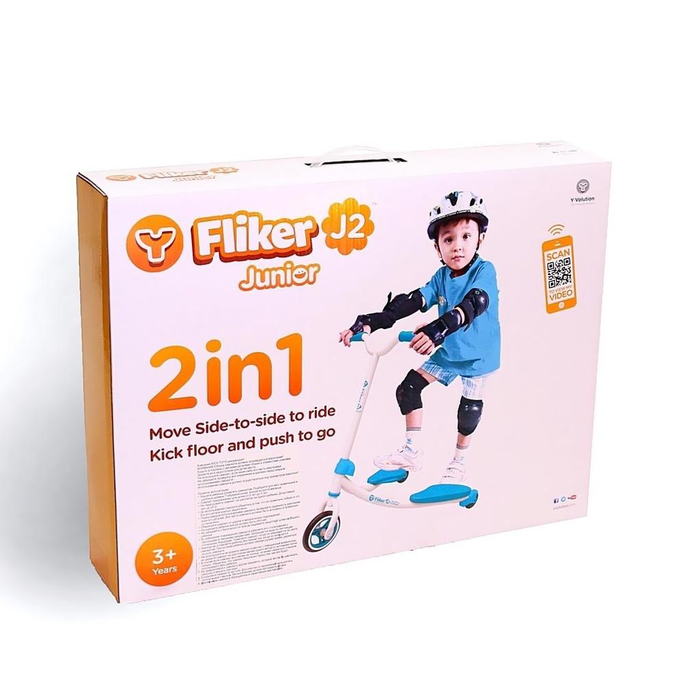 ������� Y-Bike Fliker Junior �����