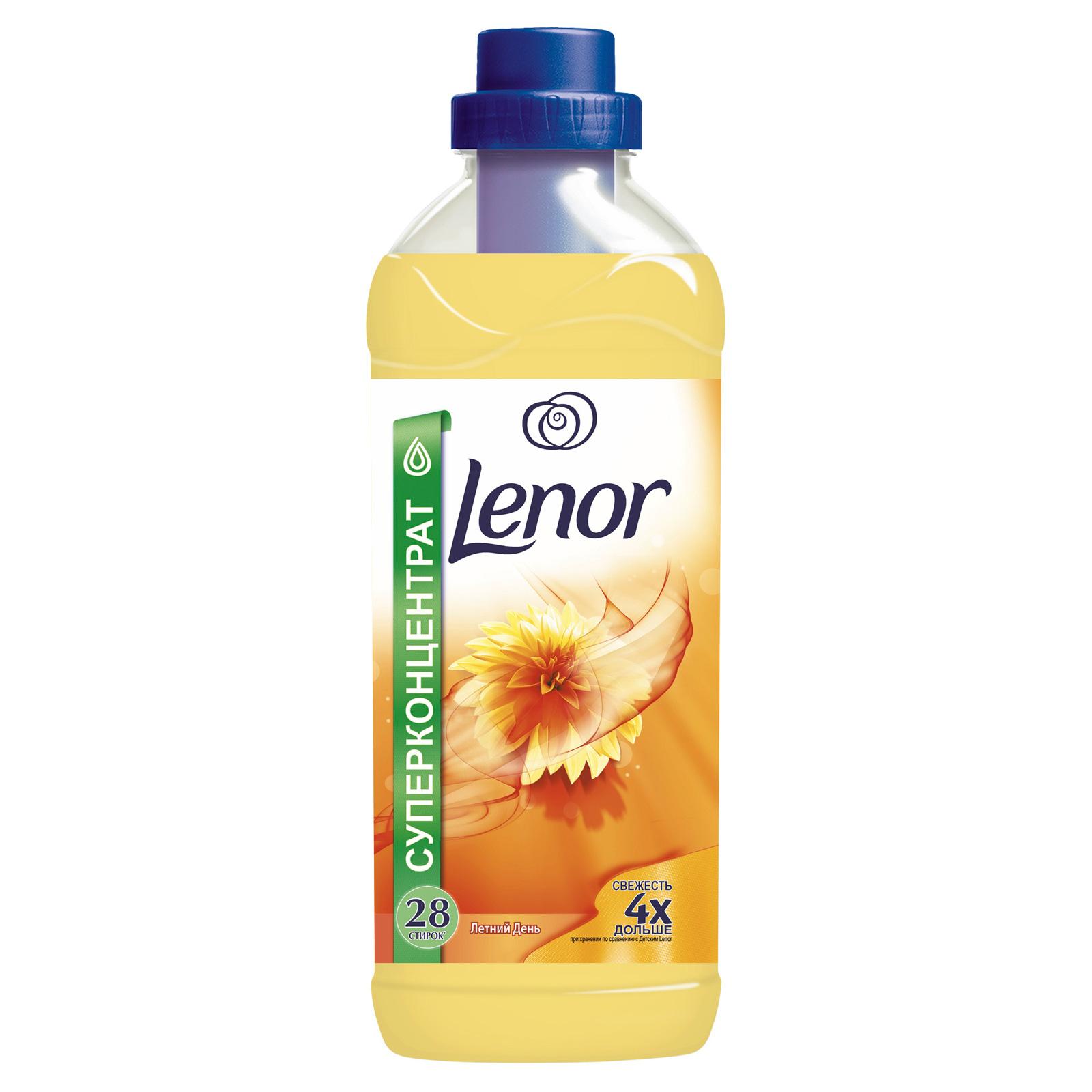 Кондиционер для белья Lenor 1 л Летний День 1л (28стирок)<br>