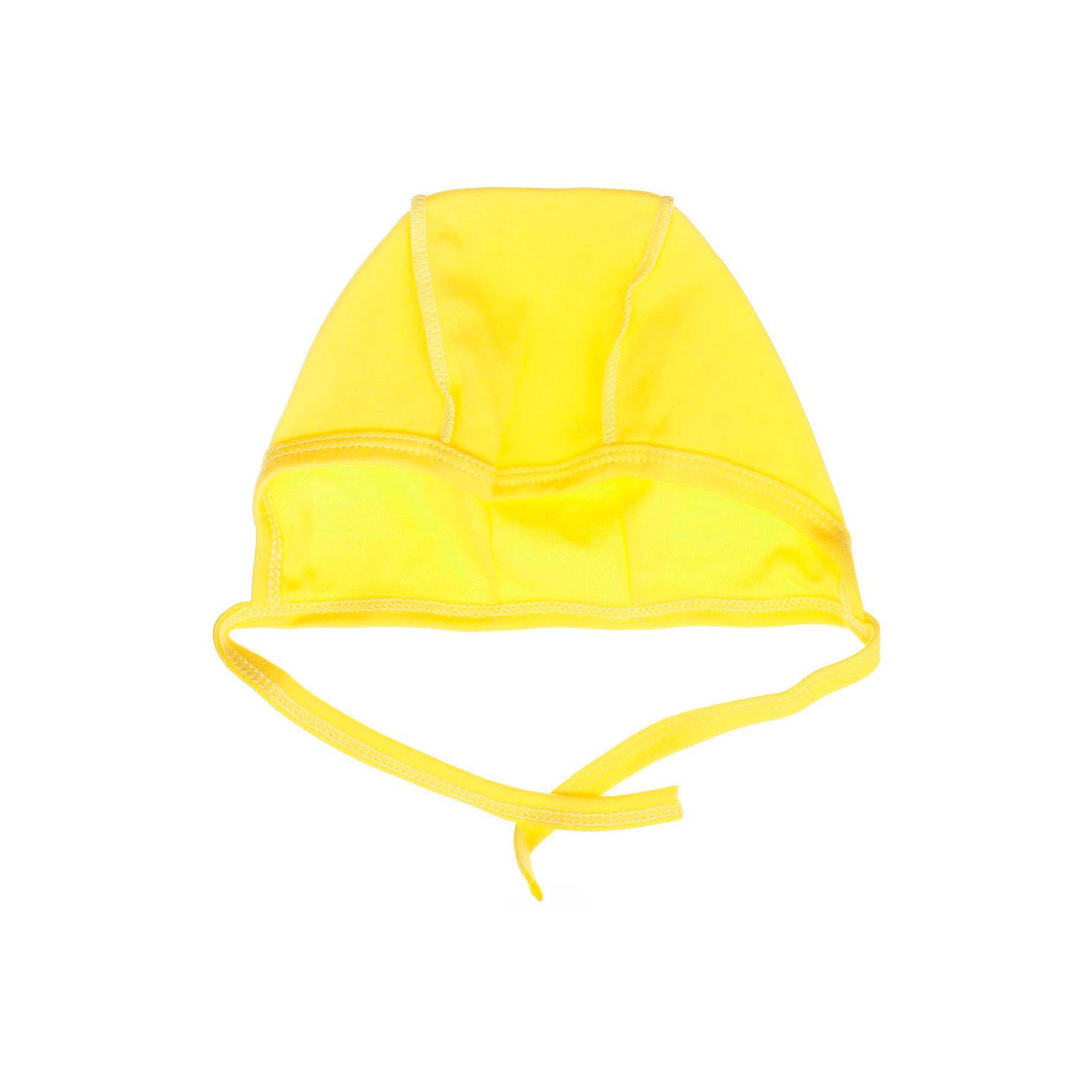 Чепчик Котмаркот Ромашки размер 36 желтый<br>