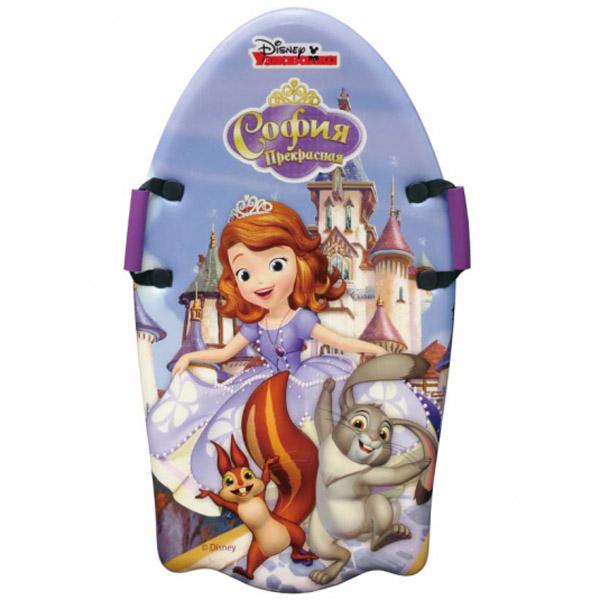 Ледянка Disney София с плотными ручками 92 см<br>