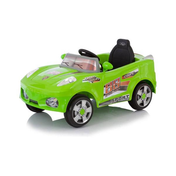 Электромобиль Jetem Coupe Зеленый<br>