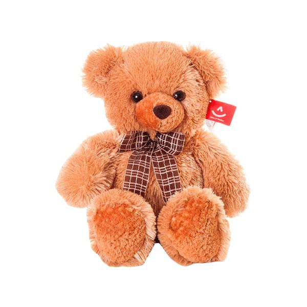 Мягкая игрушка AURORA Медведи Медведь с бантом 46 см<br>