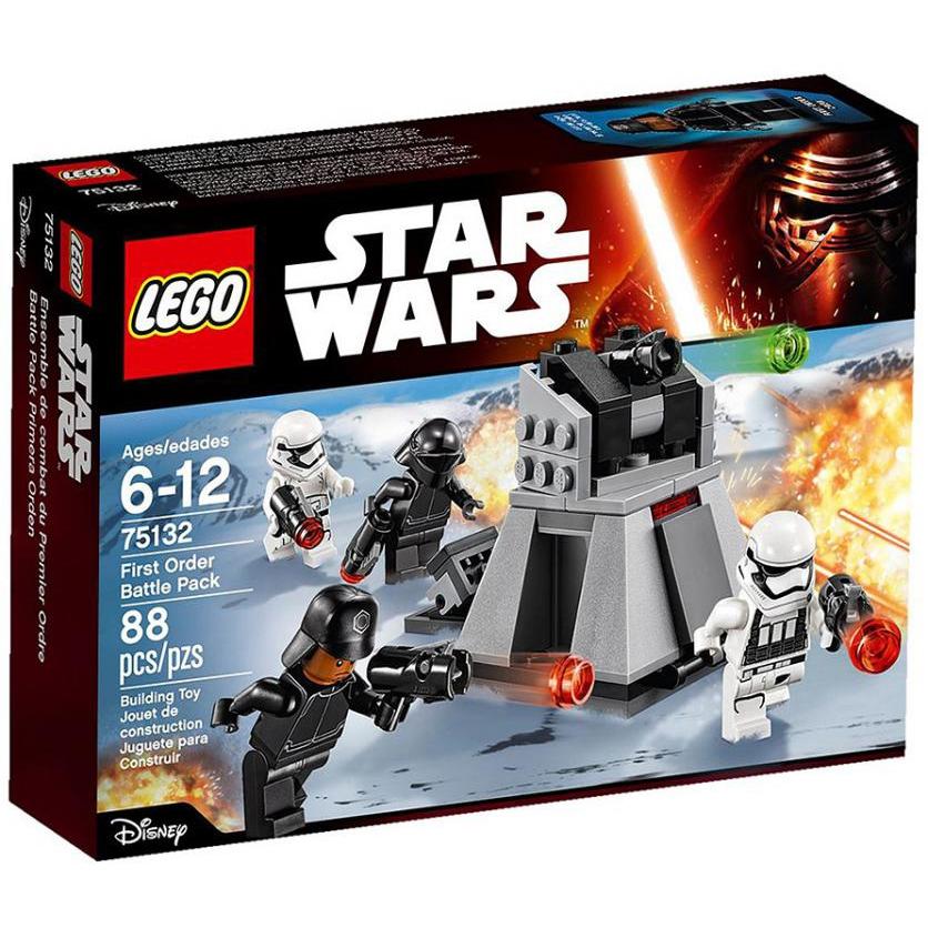 ����������� LEGO Star Wars 75132 ������ ����� ������� ������