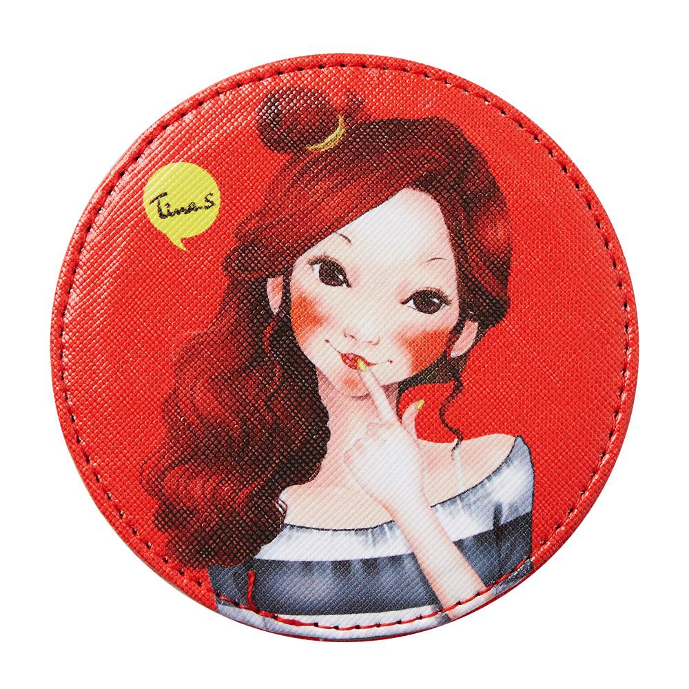 Зеркало компактное Fascy WAVE Tina Pocket Mirror<br>