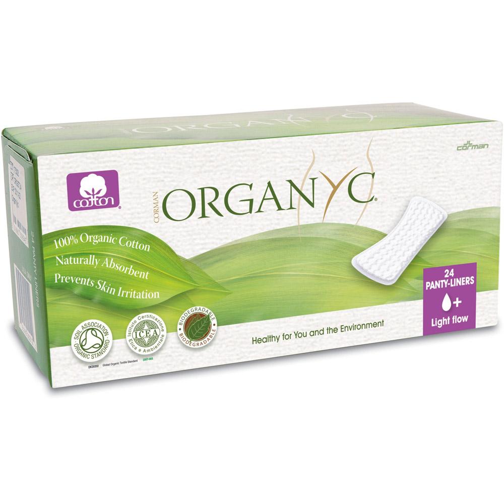 Прокладки на каждый день Organyc 24 шт<br>