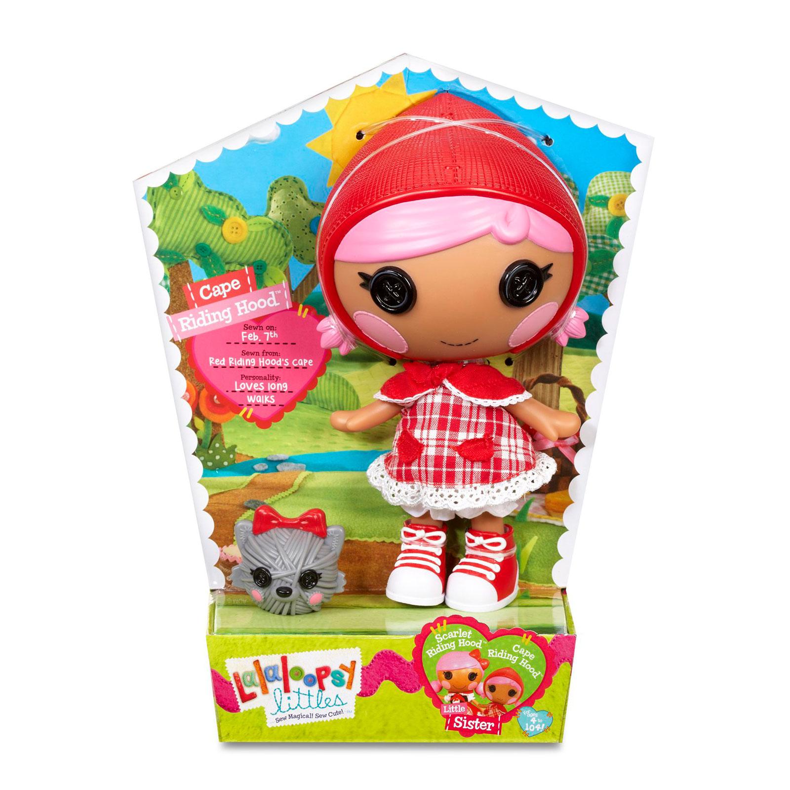 Кукла Lalaloopsy Красная шапочка<br>