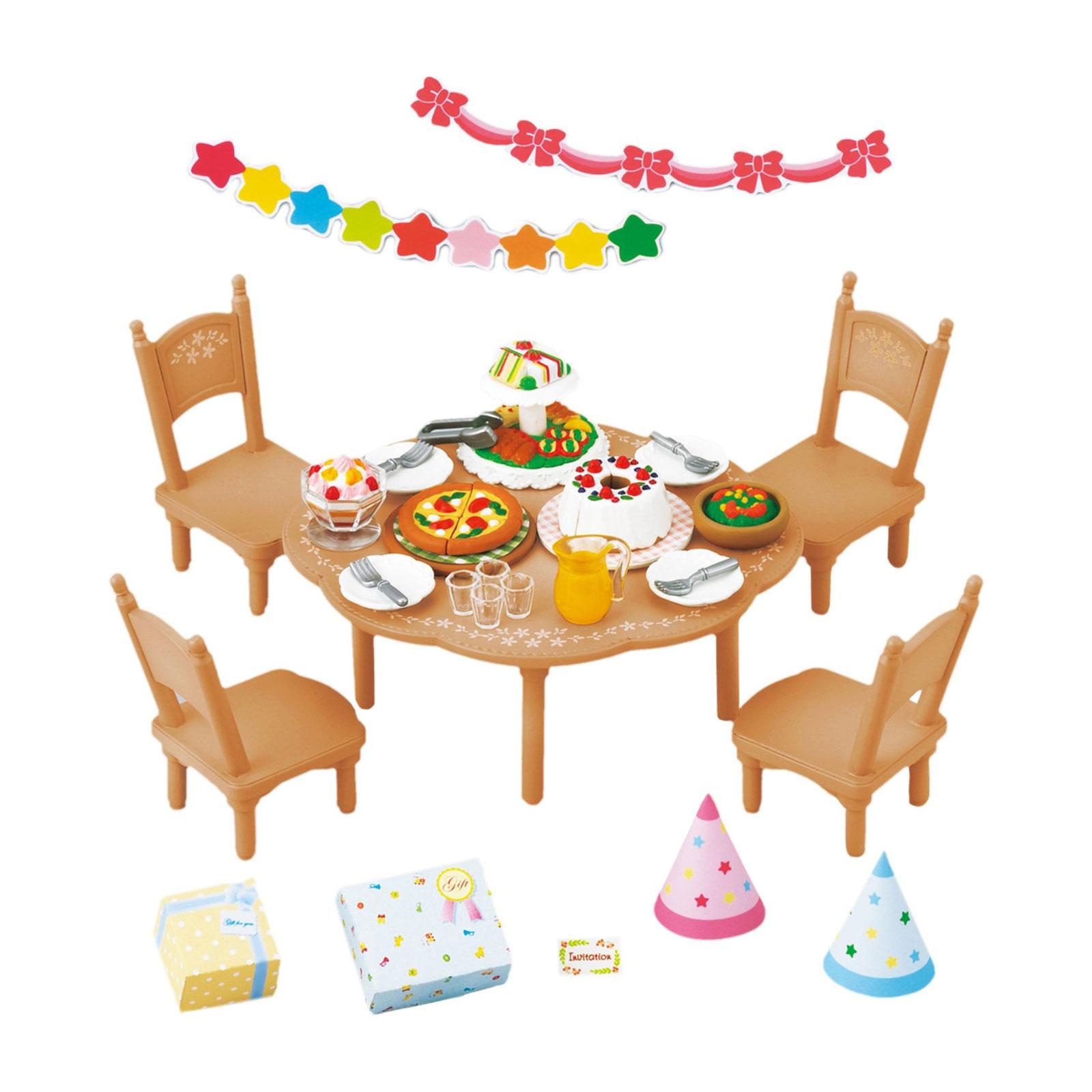 Игровой набор Sylvanian Families Вечеринка<br>